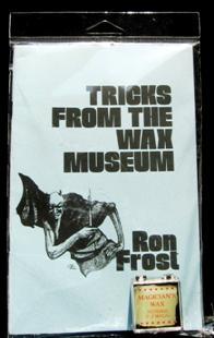 Magicians Wax Kit