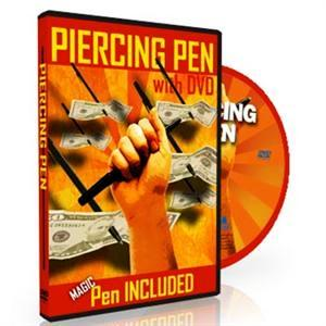 Piercing Pen Dvd W/Pen