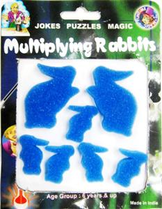 Multiplying Rabbits - Pack of 500 Bulk