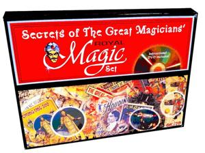 Royal Secrets of Great Magicians Set FM 540 (Kits)