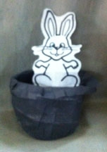 Paper to Top Hat/Rabbit - FT