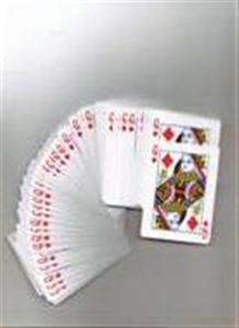 Force Deck -One Way- Bicycle Poker - Card Magic Trick