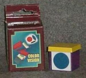 Color Vision - Close Up / Mental / Beginner Magic Trick