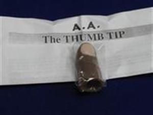 THUMBTIPS: African-American - Magic Trick Accessory