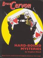 Bruce Cervon Hard Boiled Mysteries by S. Minch