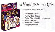 Wonder Tricks With Cards (Kits)