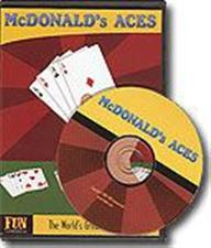 McDonald's Aces, with DVD