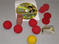 Sponge Ball Toolbox, with DVD (kits)