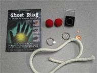 Ghost Ring - The Ultimate PK Ring and Accessory Kit - Medium Silver
