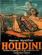 Posters - Houdini - Buried Alive