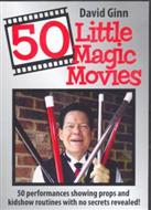 Ginn, 50 Little Magic Movies - DVD