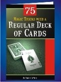 Regular Deck Booklet (75 Tricks) (TM)