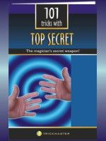 Top Secret Book (Thumb Tip) 101 Tricks