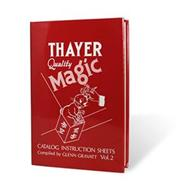 Thayer Quality Magic Vol 2