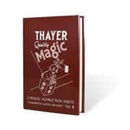 Thayer Quality Magic Vol 4