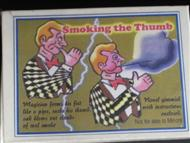Smoking The Thumb (FT)