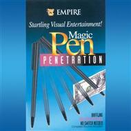 Pen through Banknote Penetration (Empire)