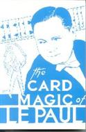 Card Magic Of LePaul