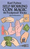 Self Working Coin Magic 92 Foolproof Tricks by K. Fulves