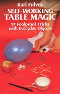 Self Working Table Magic by K. Fulves