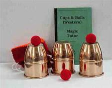 Cups and Balls - Copper Small (FT)