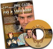 Phil Cass, Pea And Shell Game DVD