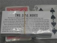 Two Card Monte - Bridge (Pack Of 144)