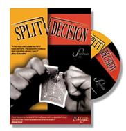 Split Decision Card Trick with DVD