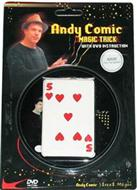 Find the Queen Magic Trick and DVD by Andy Comic