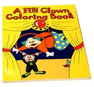 Royal Clown Coloring Book