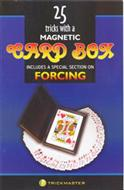 Magnetic Card Box 25 Tricks Booklet (TM)