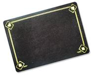 Close up Mat Pad (VDF) - 4 Aces Black