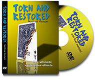 Torn and Restored - Ultimate Restoration Effects with M. Hampel DVD