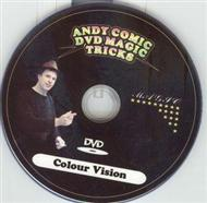 Andy Comic Promo DVD - Color Vision