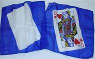 Thumb Tip Card Silk Set - Queen of Hearts (FT)