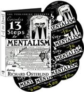 Osterlind Presents Corindas 13 Steps To Mentalism