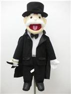 Puppets - Mind Reading Magician 28""