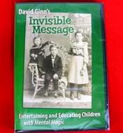 Ginn, Invisible Message DVD