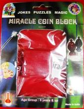 Miracle Coin Block (E-ZX)