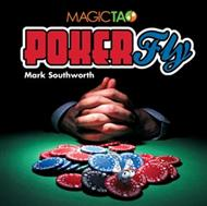 Poker Fly by Mark Southworth with DVD
