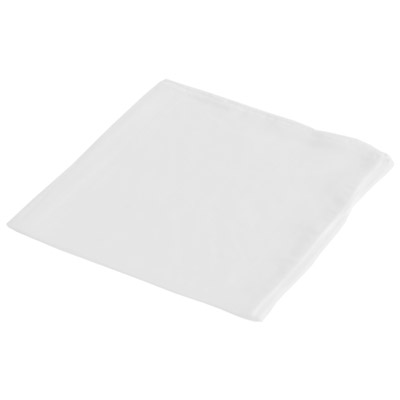 "Silk - 12"" - Pack of 12 - White"