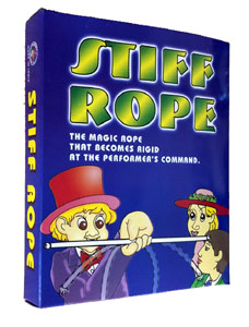 Stiff Rope - Yellow - Boxed (FT)
