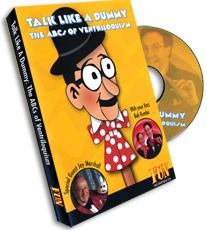 Talk Like a Dummy, the ABC of Ventriloquism with Bob Rumba DVD