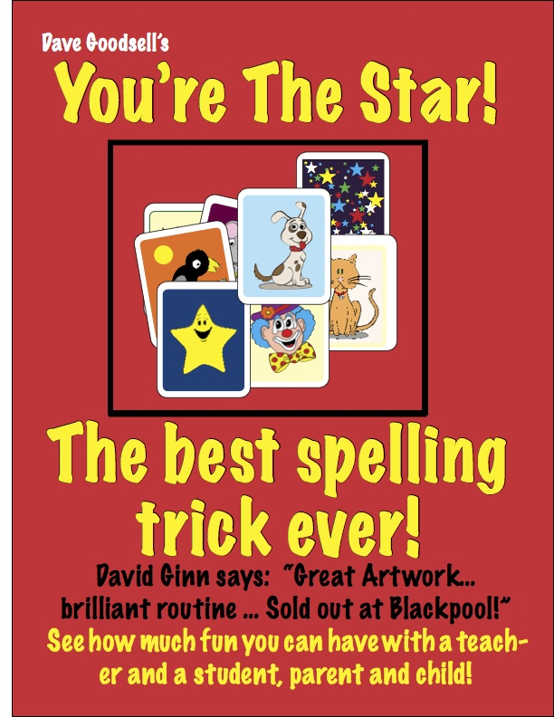 You Are the Star - Spelling Trick